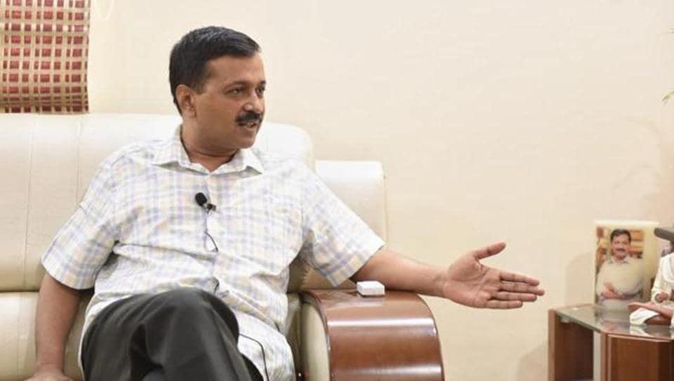 MCD elections,Arvind Kejriwal,Anil Baijal