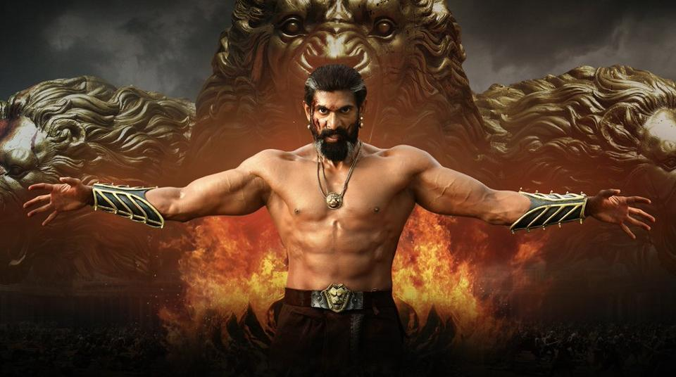 Actors of all hues have been building their bodies for a while now. But nobody can match the sheer size and imagery of Bhallaladeva. At over six feet and weighing 112 kgs for Baahubali, Rana Daggubati is menacing mix of muscle and power. Watch out!