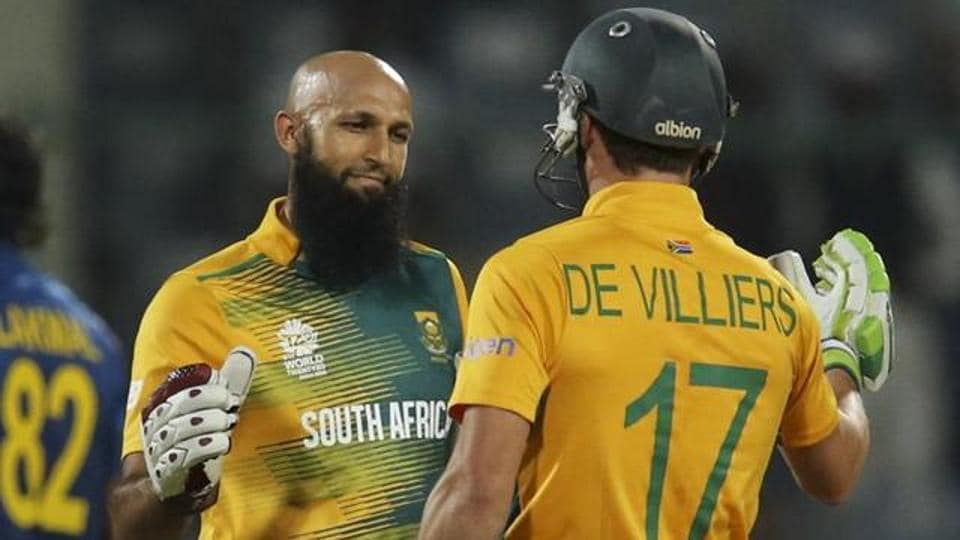 Hashim Amla and AB de Villiers are in the list of eight Protea stars named as marquee players for the new T20 league in South Africa.