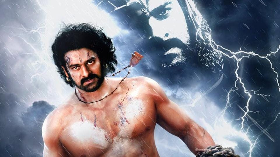 Courage is the hallmark of Prabhas' character in Baahubali. If Mahendra Baahubali chose to yank off a massive Shiv lingam and scale a mighty waterfall, Amarendra Baahubali will tame a wild tusker and how...