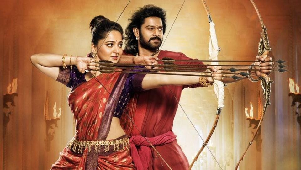 Yes, men create most of the noise in Baahubali, but it's the women who carry the drama forward. A playful Devasena won't let an archery practice spoil her moment of romance with the man she loves - Amarendra Baahubali.