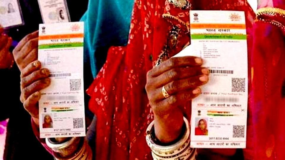 The government had made Aadhaar mandatory for filing income tax returns and provided for linking of PAN with Aadhaar to curb tax evasion through use of multiple PAN cards.