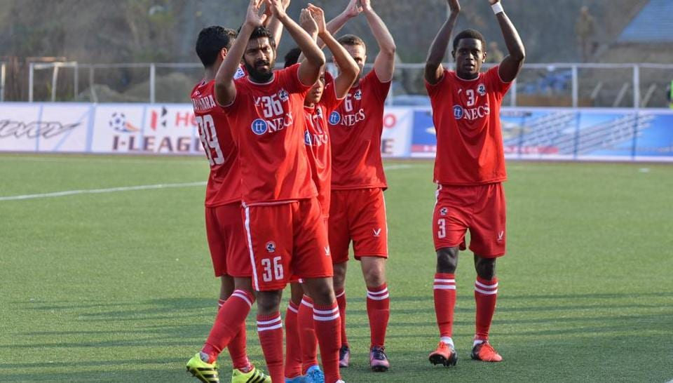Aizawl FC are very close to winning the I-League for the first time, but Mohun Bagan are giving them tough competition.