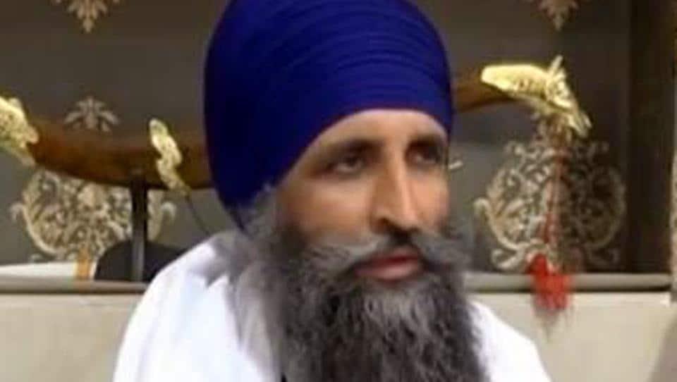 Giani Gurmukh Singh,Amarinder,Harjit Sajjan