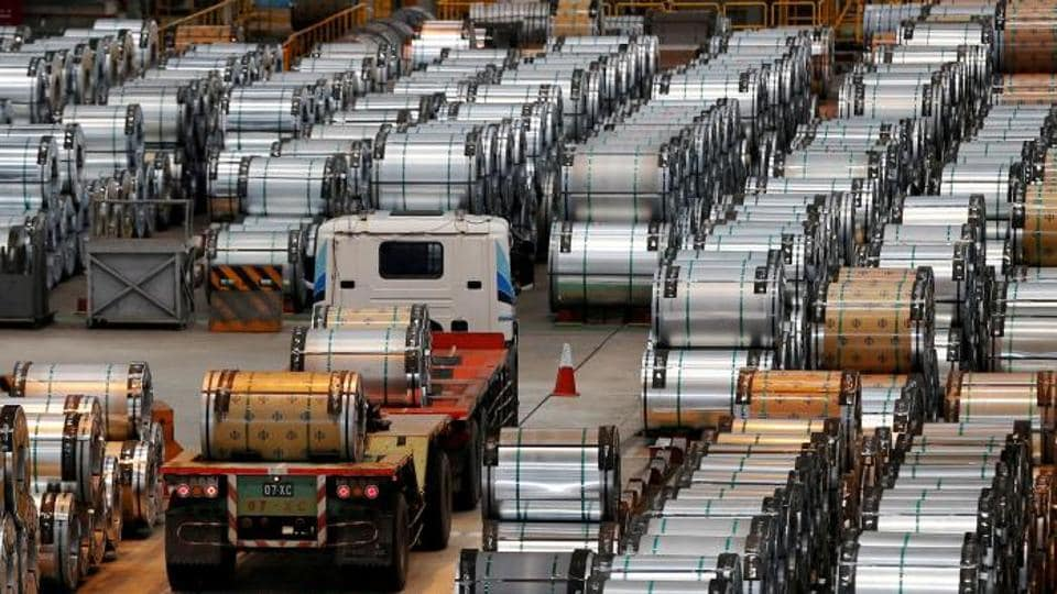 Steel CEO praises China probe