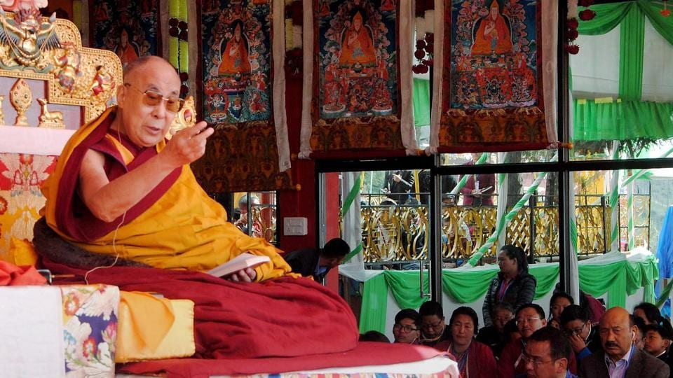 China continues to target Indian over the recent visit by Tibetan spiritual leader, the Dalai Lama, to Arunachal Pradesh.