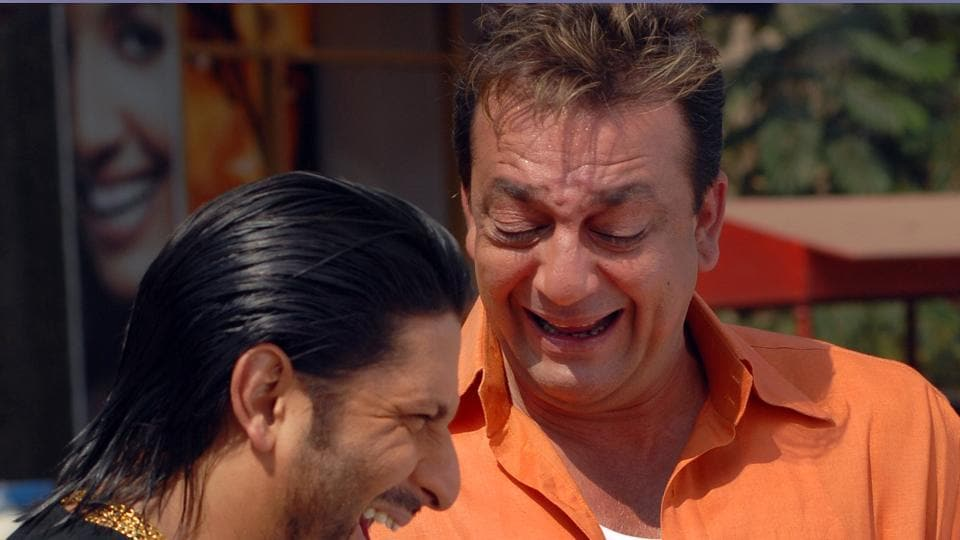 A man was arrested for cheating, just like the character essayed by Sanjay Dutt in the movie Munnabhai MBBS.