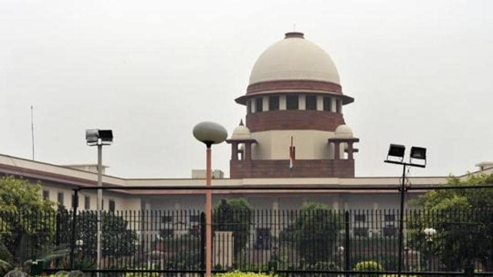 A bench of the Supreme court was hearing the case involving Azam Khan's alleged statement terming the Bulandshahr gangrape incident a 'political conspiracy'.