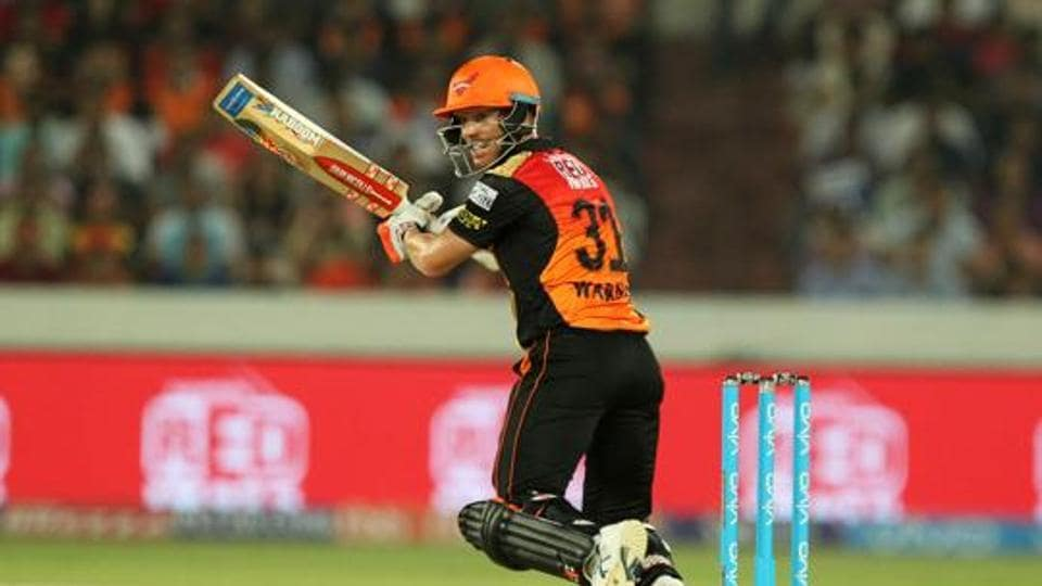IPL 2017,Rising Pune Supergiant v Sunrisers Hyderabad,David Warner