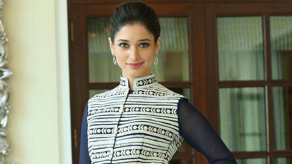 Tamannaah Bhatia is currently shooting for Sketch, starring Tamil star Chiyaan Vikram.