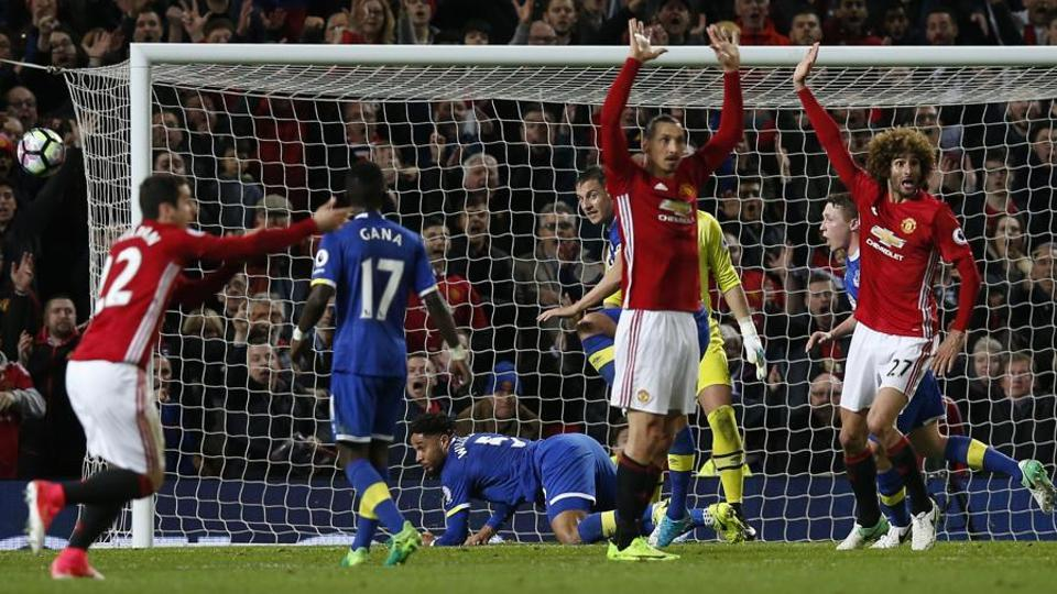 Manchester United will miss the services of Zlatan Ibrahimovic in the UEFAEuropa League semi-final against Celta Vigo.