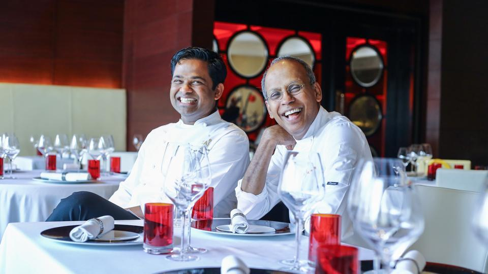 Chefs Sriram Aylur (right) and Srijith Gopinathan (left) think that Indian cuisine is one of the most misrepresented cuisine in the world.