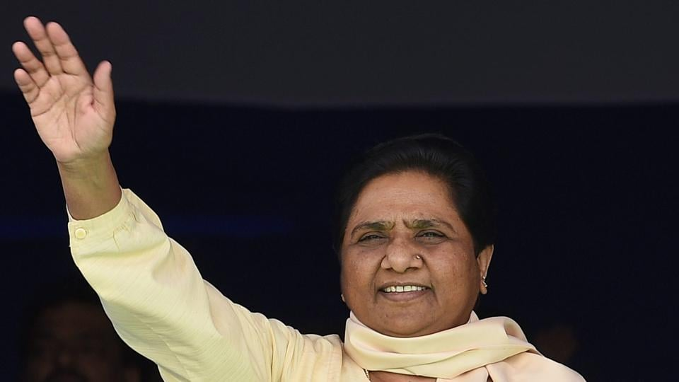 Five days back, Mayawati had appointed Anand as national vice-president of the party.