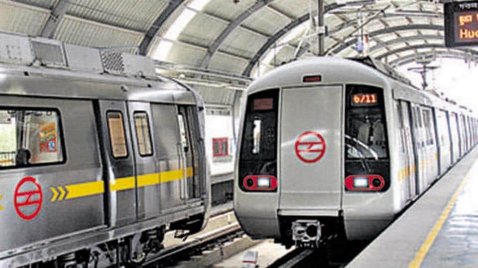 Delhi,Delhi metro,Suicide