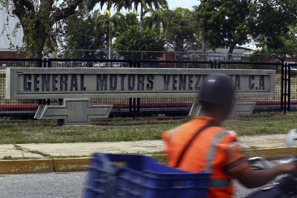 US Automaker Says Venezuelan Government 'Illegally' Seized Its Factory