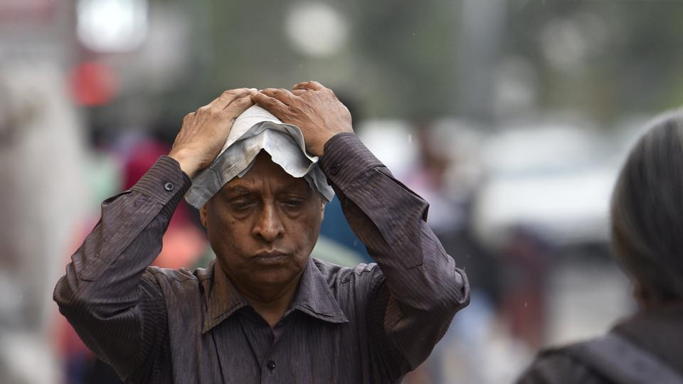 On Thursday, the temperature in the Capital soared to 43.5 degrees Celsius — the highest this season.