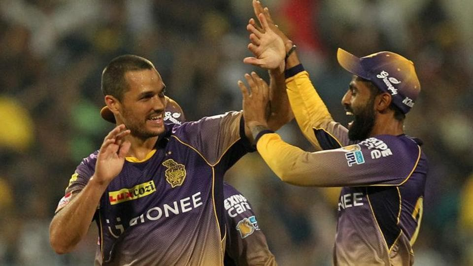 Kolkata Knight Riders,Royal Challengers Bangalore,Indian Premier League 2017