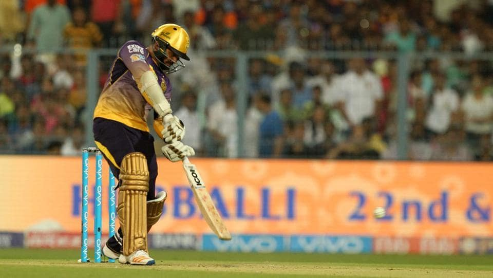 KKR opened with Sunil Narine and proved to be a masterstroke as the Caribbean spinner scored 42 off 17 balls.  (BCCI)