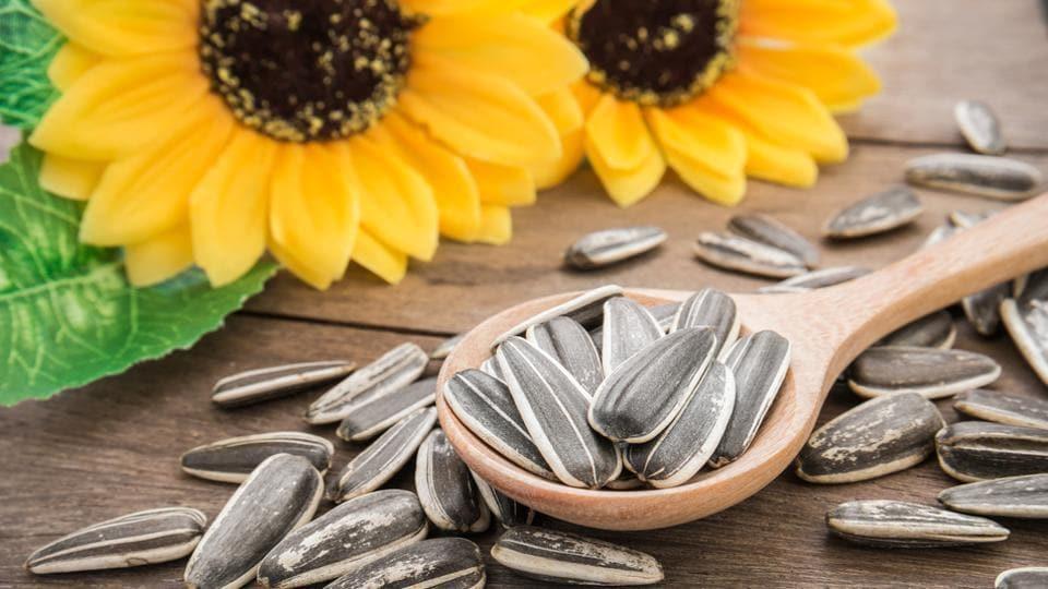 Sunflower seeds,Sunflower,Sunflower oil