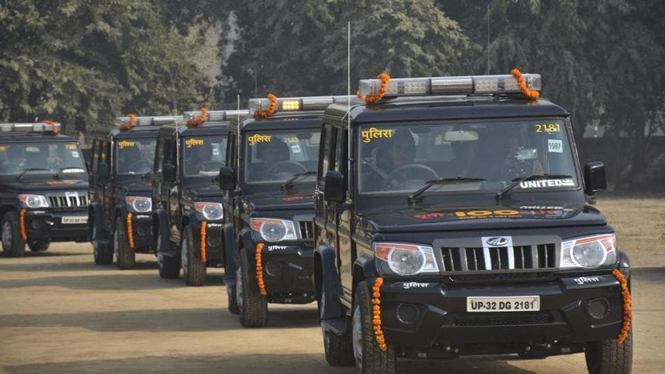 The UP 100 service was launched by the SP government.