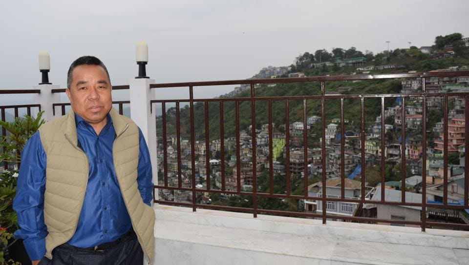 Aizawl FC owner Robert Royte says he he does not see the club as one of his business ventures.