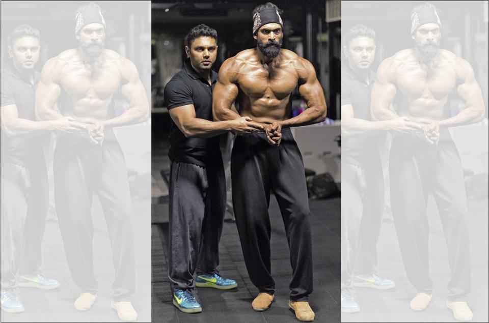Rana Daggubati,Baahubali,heavy-weight lifting