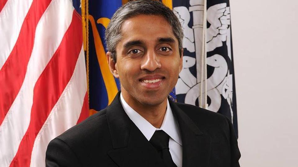 Murthy's parents are originally from Karnataka. Now 39, he came to the United States with his family at the age of three and grew up in Florida.