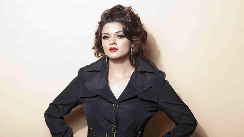 "TV actor Aashka Goradia says she is happy with her ""little empire""."
