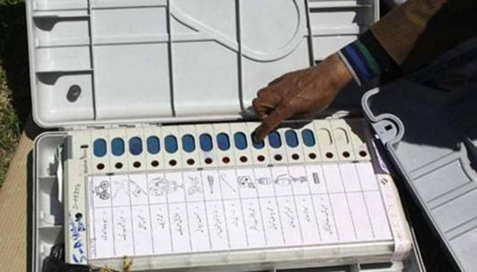 Delhi news,MCD elections,EVMs