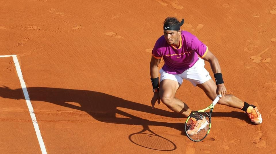 Rafael Nadal, who beat David Goffin onSaturday, will be playing for his record 10th Monte Carlo Masters title against Albert Ramos-Vinolas on Sunday.