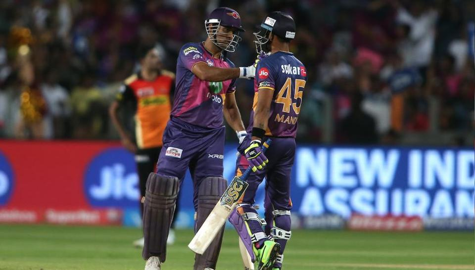 Rising Pune Supergiant will now face Mumbai Indians on April 24 (Monday).  (BCCI )