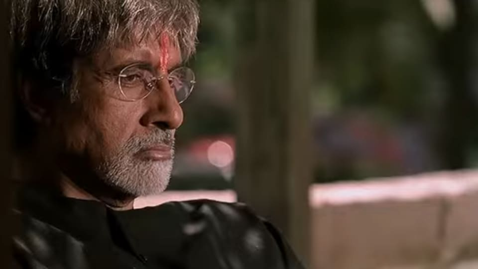 Sarkar 3 will see Amitabh reprising his role as Subhash Nagre.