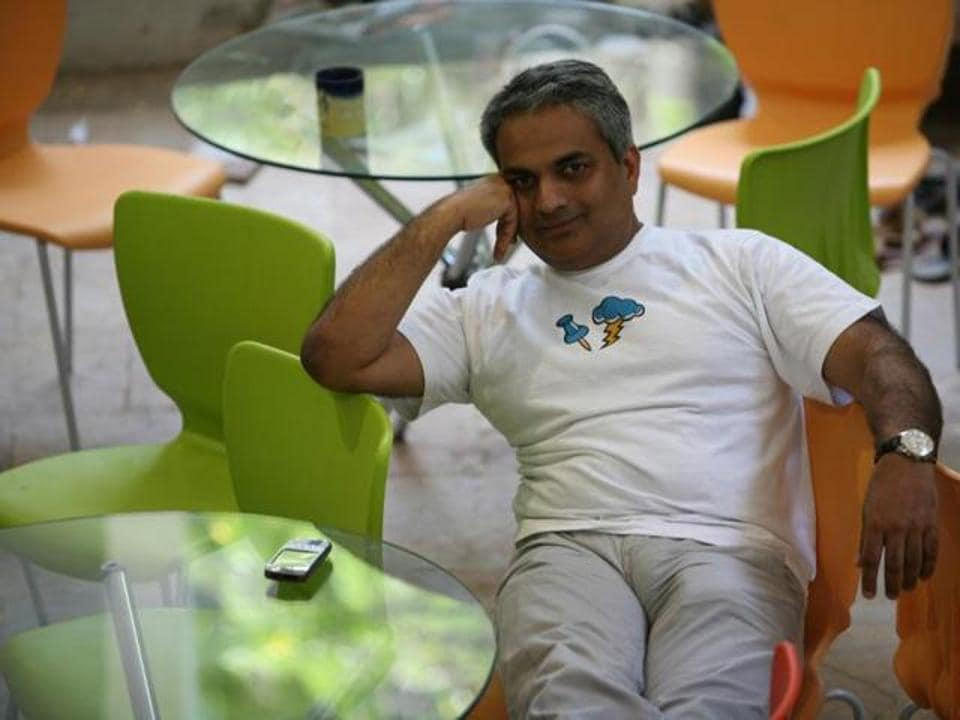 Mahesh Murthy, a college dropout who is now a web entrepreneur and a boss to IIT and IIM graduates.
