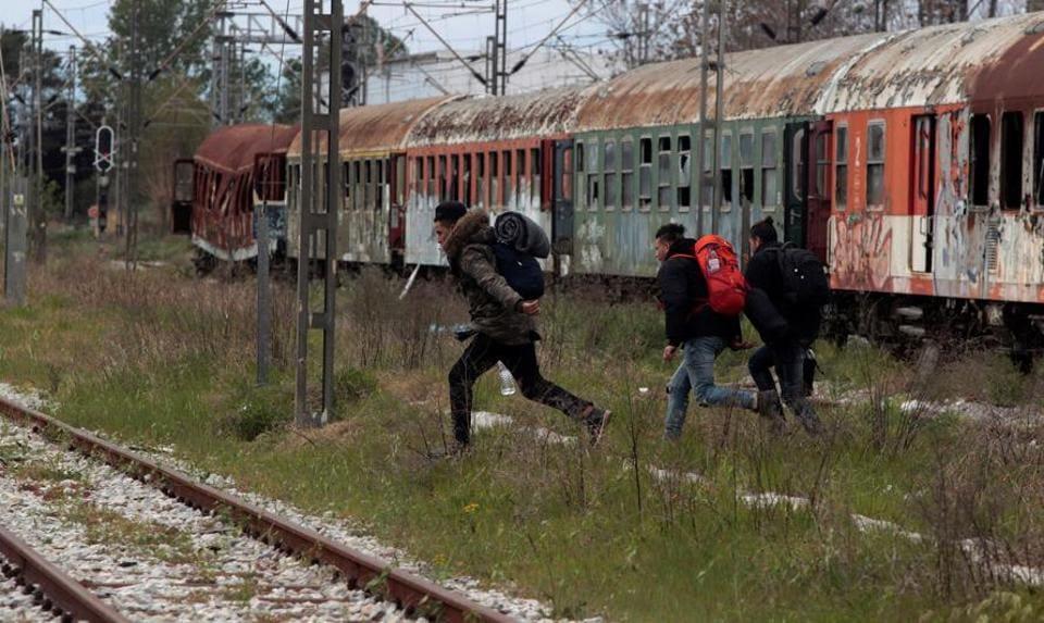 train delay,train punctuality,ECR