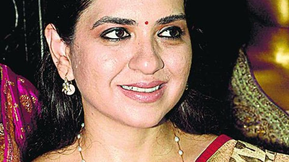 BJP'sShaina NC registers case against abuse on Facebook