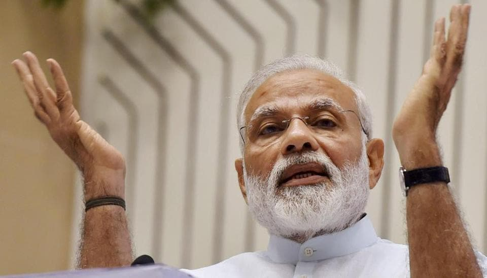 Modi's visit coincides with the establishment of 25 years of diplomatic relations between the two countries.