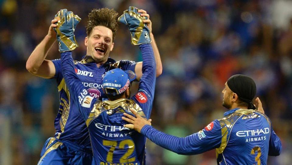 IPL 2017,Mumbai Indians,Mitchell McClenaghan