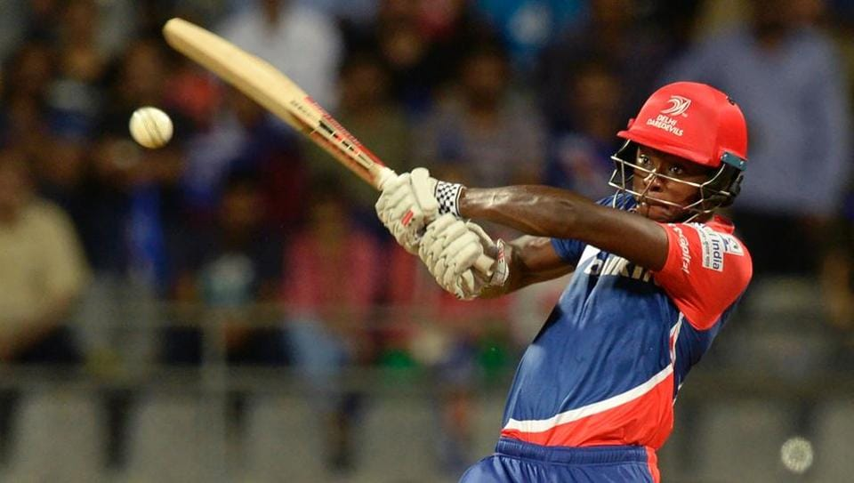 Kagiso Rabada's knock went in vain as Delhi Daredevils suffered a 14-run defeat at the hands of Mumbai Indians in IPL 2017 on Saturday.