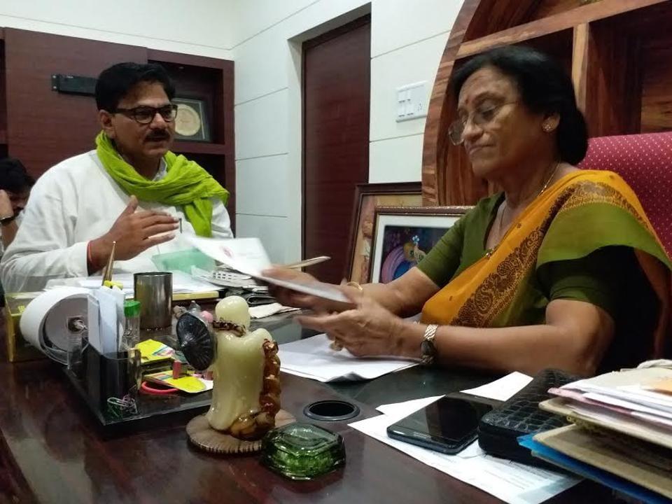 Noida,Jewar MLA,Thakur Dhirendra Singh