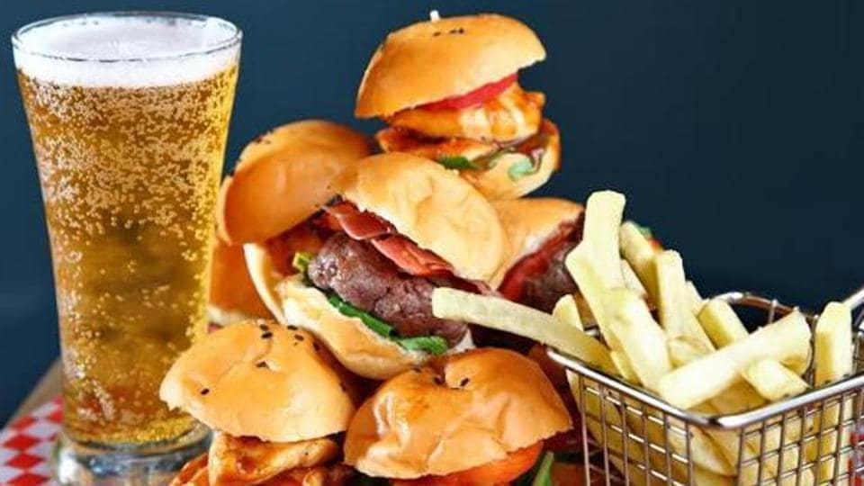 Gene variants that affect the way our brain works could be the reason why we crave for junk food.