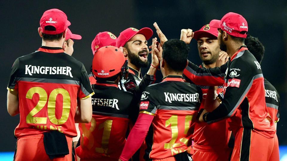 IPL 2017,Kolkata Knight Riders,Royal Challengers Bangalore