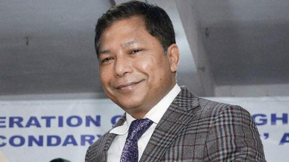 Mukul Sangma,Meghalaya chief minister,Twitter