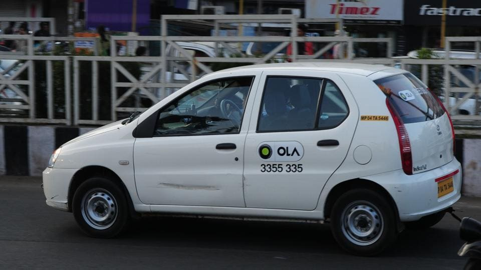 Of the 55,000 tourist cabs registered in Mumbai, more than 40,000  could be app-based taxis such as Ola and Uber, say officials.