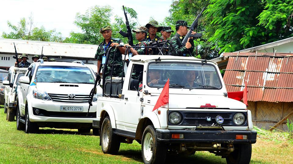 NSCN-IM, which has been in a ceasefire mode since 1997, wants creation of a greater Nagalim by carving areas in Assam, Manipur, Arunachal Pradesh and Myanmar where Nagas reside.