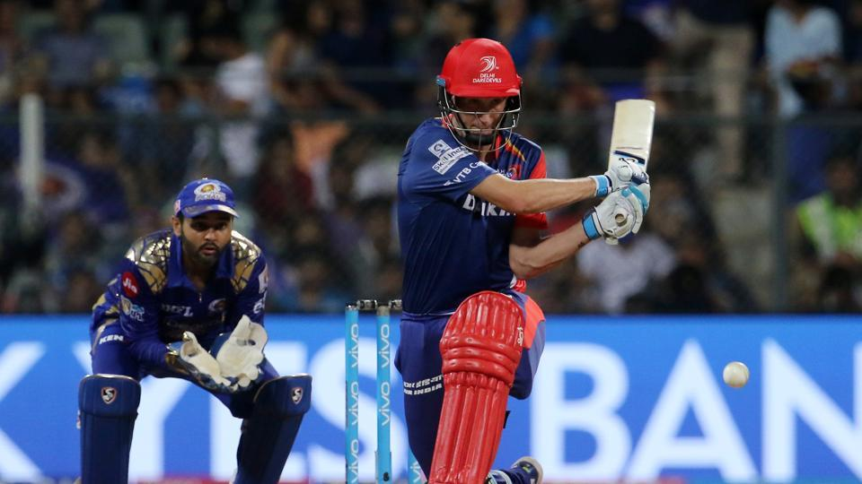 Chris Morris revived the Delhi Daredevils innings with a magnificent partnership with Rabada, (BCCI)