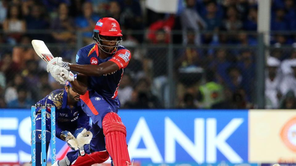 Rabada slammed 44 and shared a 91-run stand for the seventh wicket with Morris as Delhi Daredevils came close. (BCCI)