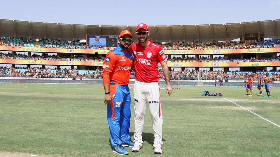 Gujarat Lions captain Suresh Raina won the toss and opted to field.  (BCCI )