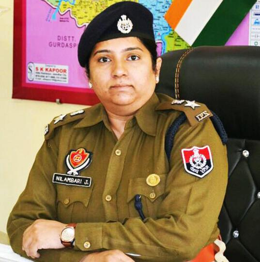 Chandigarh,SSP,first woman SSP