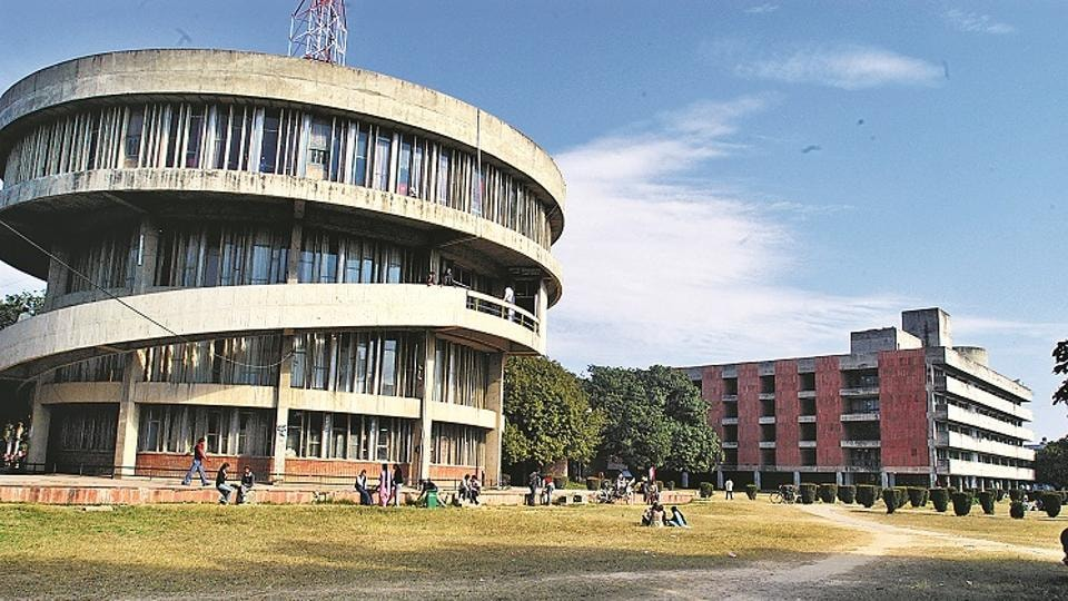 Panjab University, Chandigarh.