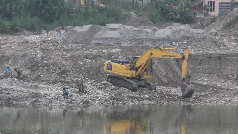 Hydropower company,company in dock,tribals' land